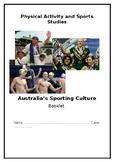 Australian Sporting Identities Booklet