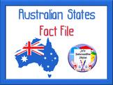 Australian States Fact File