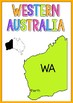 HASS | Australian States and Territories Posters