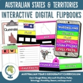 Australian States and Territories Interactive Digital Flipbooks