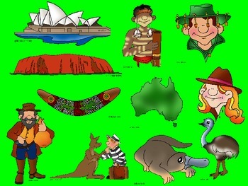 Australian States and Territories PowerPoint