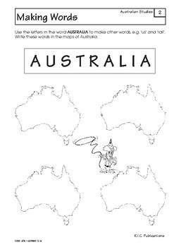 Australian Studies – Ages 8-10