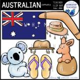 Australian Symbols Clip Art