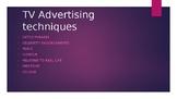Australian TV Advertisement Techniques
