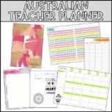 Australian Teacher Planner 2020