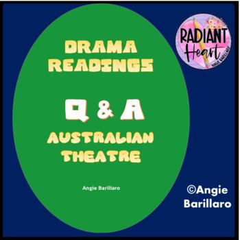Australian Theatre Overview Q & A