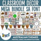 Australian Themed Classroom Decor SA Font