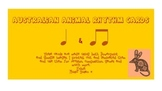 Australian Themed Rhythm Flash Cards ta  - titi