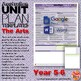 Australian Unit Plan Templates - The Arts Pack - Foundation Year - Year 8