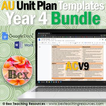 Australian Unit Plan Templates - Year 4