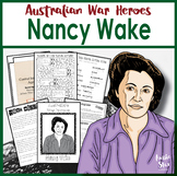 Australian War Heroes – Nancy Wake – The White Mouse