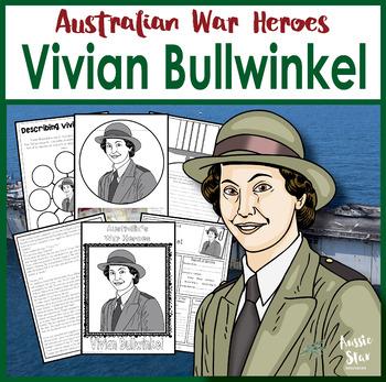 Australian War Heroes - Vivian Bullwinkel Army Nurse