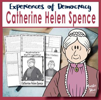 Catherine Helen Spence - Australian Women's Suffrage - Australian Democracy