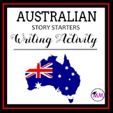Australian Writing Prompts Story Starters Creative