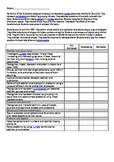 Australian curriculum year 2 student assessment checklist