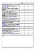 Australian curriculum year 5 student assessment checklist content discriptors