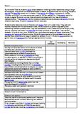 Australian curriculum year 5 student assessment checklist