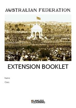 Australian federation extension booklet