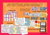Australian money pack: Foundation and Year 1!