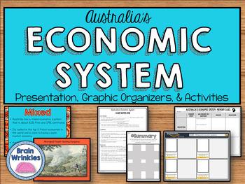Australia's Economy -- Notes & Activities (SS6E10)