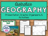 Australia's Geography -  Notes & Activities (SS6G12)