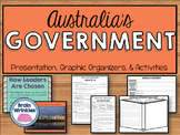 Australia's Government - Notes and Activities (SS6CG7)