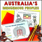 Australia's Indigenous Peoples Aboriginal & Torres Strait Islander HASS $1 DEAL
