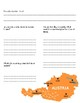 (Europe) Austria Fun Facts-  Reading Research Guide