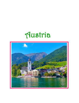 Rick Steves Austria and The Alps  For German * Class