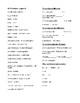 Auténtico 1: 1A Vocabulary List with Answers PDF