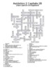 Auténtico 2 Chapter 2 vocabulary crosswords