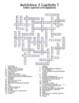 Auténtico 3 vocabulary crosswords bundle
