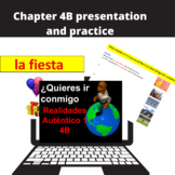 Autentico/Realidades 1 Chapter 4B Vocabulary presentation