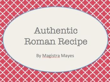 Authentic Latin Recipe