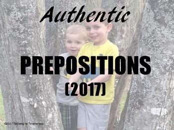 Authentic Prepositions (2017)