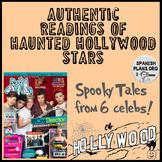 Authentic Reading for Spanish Halloween