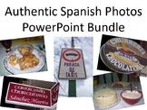 Authentic Spanish Photos PowerPoint Bundle