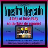 En El Mercado- Authentic Speaking Activity Role-Play - Clothing/Store Unit