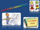 Authentic assessment self training pack