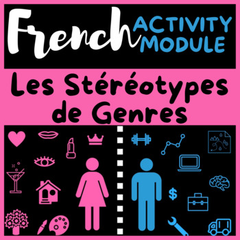 French francais stereotypes cliches text audio questions AP
