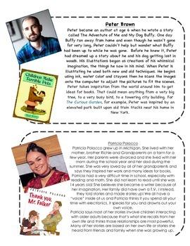 Author Biographies