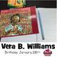 Author Birthdays January