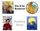 Author Book Bin Labels