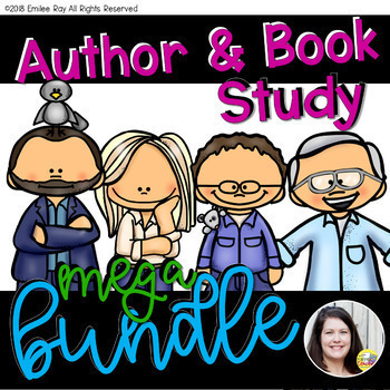 Author & Book Study MEGA Bundle