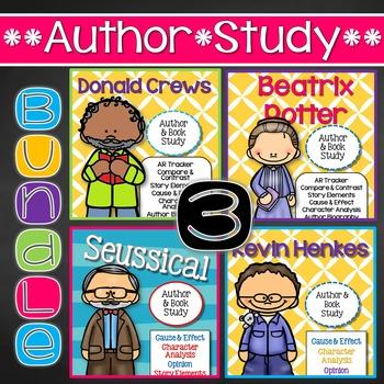Author Bundle 3
