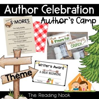 Author Celebration - Author's Camp