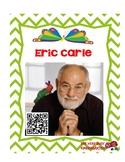 Author Eric Carle Listening QR Codes