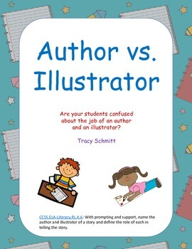 Author &  Illustrator