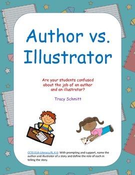 Author &  Illustrator