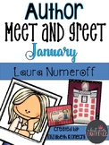 Author Meet and Greet- January Edition- Laura Numeroff